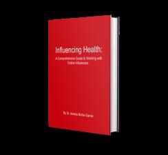 Inlfuencing Health 3D mock-up